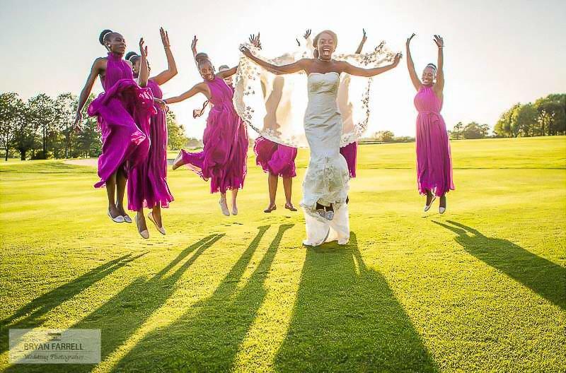 Garstang Golf Club Weddings. Southport Wedding Photographer