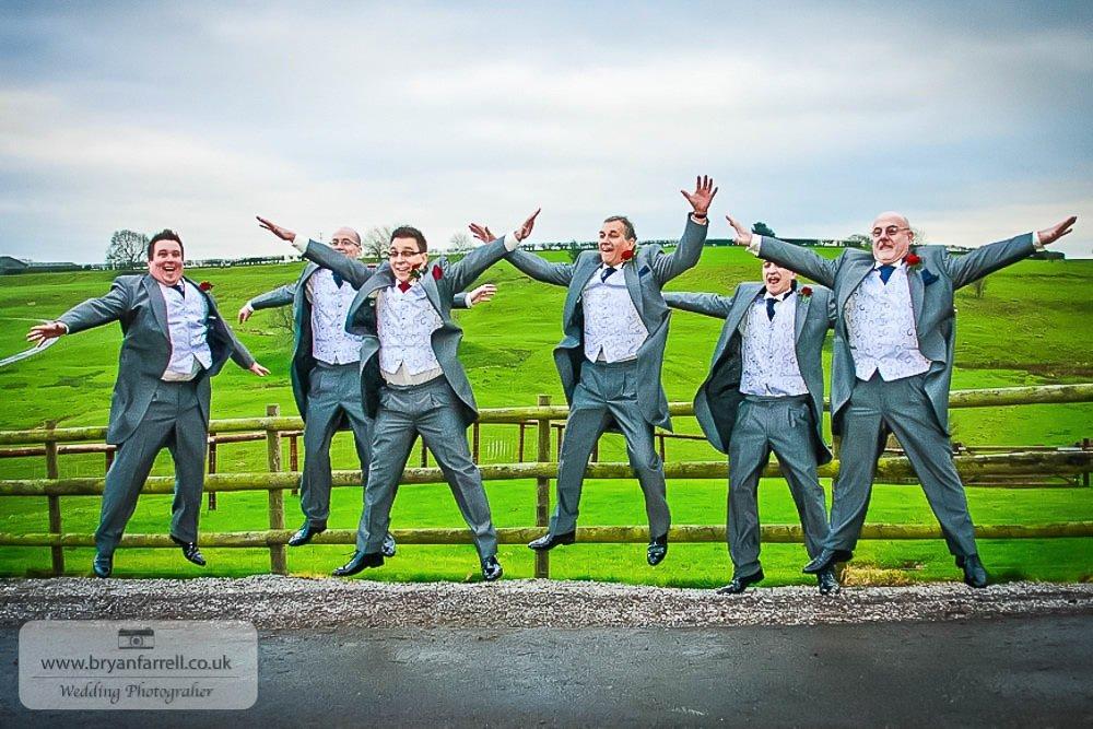 Kingscote Barn Weddings. Southport Wedding Photographer