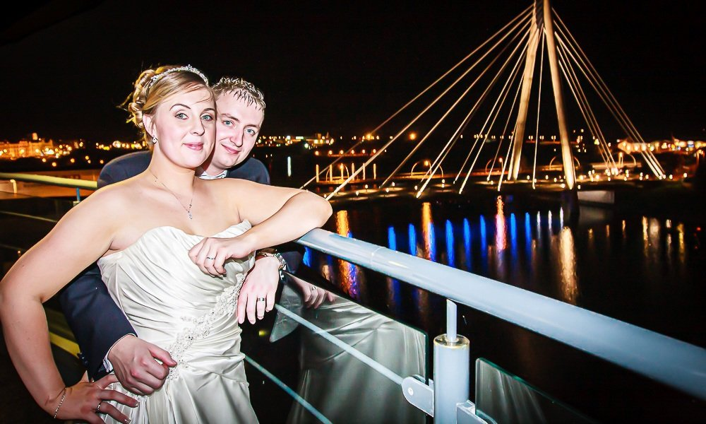 Convention Centre Weddings. Southport Wedding Photographer