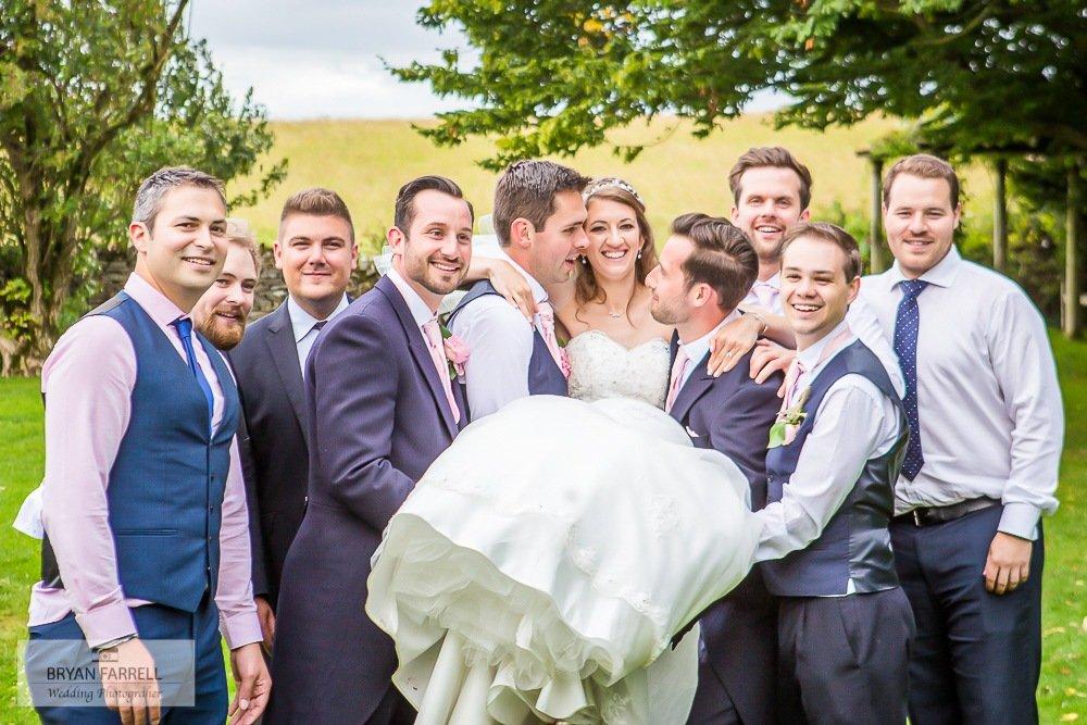 Cripps Barn Weddings. Southport Wedding Photographer