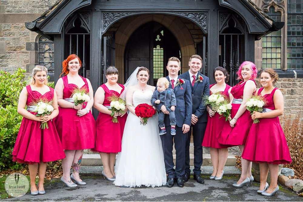 Prince of Wales Weddings. Southport Wedding Photographer
